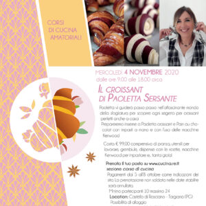 I croissant di Paoletta Sersante