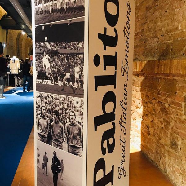 inaugurazione del calciatore Paolo Rossi presso la Rocca Paolina a Perugia - 19